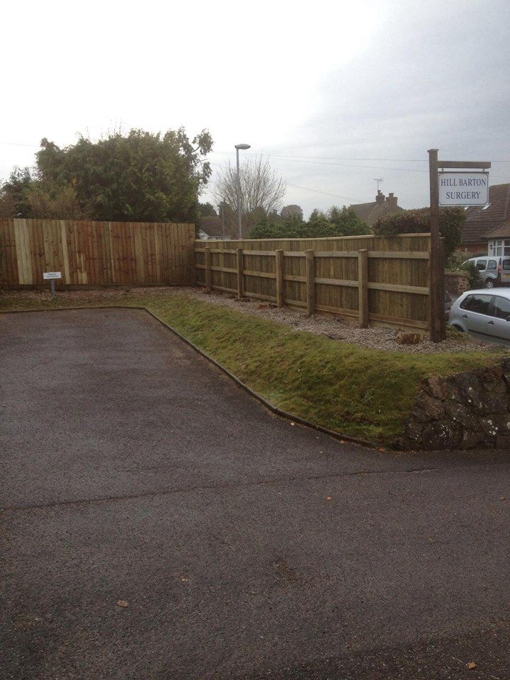 Exeter Commercial Fencing Portfolio