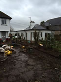 New Garden Fencing and Landscaping in Topsham, Exeter, Devon