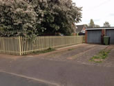 New Picket Fencing Installed in Exminster Exeter Devon